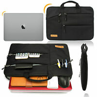 2018 Multi Pockets Bag for MacBook Pro 13 15 Case 2016/2017/2018 Touch Bar NEWES
