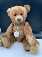 Martin Teddy Bär 45 cm. Jahresbär. Limitierte Auflage. Top Zustand