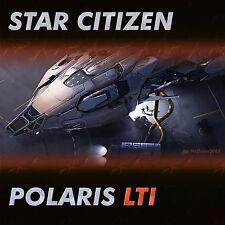 Star Citizen - RSI Polaris LTI - Lifetime Insurance - NO CCU