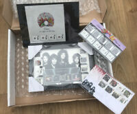 Queen live stamps framed fan stamp Sheet night At Opera Limited Edition .mercury