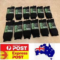 Mens Heavy Duty Bamboo socks bundle special extra thick warm work socks,AU stock