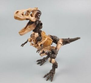 Transformers Royaume Paleotrex Dinobot Complet Wfc de Luxe