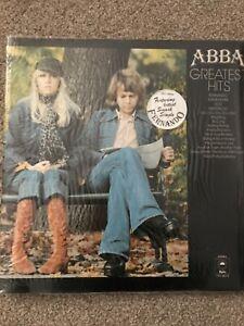 ABBA Greatest Hits vinyl album