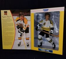 "1997 SLU Starting Lineup BOBBY ORR Bruins 12"" NHL KB Toys Exclusive Figure"