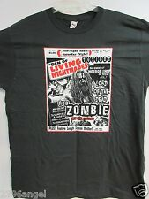 NEW - ROB ZOMBIE BAND / CONCERT / MUSIC T-SHIRT 2XL / X X LARGE