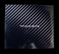 2009 COUPE CORVETTE LS3 - DEALER BOOK BROCHURE - C6 09 CHEVROLET Z51 - NEW SET