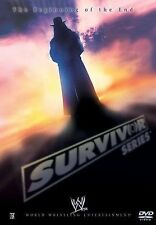 WWE - Survivor Series (DVD, 2006) VERY GOOD
