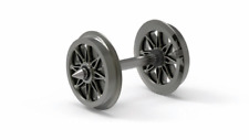 Hornby R8100 Split Spoked Wheels 12.6mm (pk10) OO Gauge
