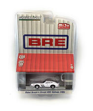 GREENLIGHT 1971 DATSUN 240 Z PETER BROCK'S STREET BRE 1/64 WHITE / SILVER 51157