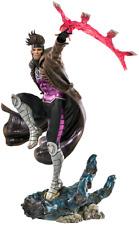 Marvel Comics Gambit Art Scale Battle Diorama statue 1:10 Iron Studios Sideshow
