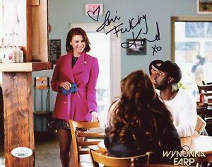 Dani Kind Wynonna Earp 8x10 Photo Signed Autographed JSA Certified COA Auto