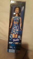 2000 Hip To Be Square NRFB Retro Mod Blue Dress