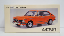 Autoart 1:18 BMW 2000 TOURING Orange