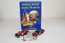 -- BROOKLIN GIFT SET MERLEY HOUSE & MODEL MUSEUM 1990 PACKARD HUDSON MINT BOXED