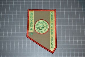 Nevada Department Of Prisons Patch (B17-A21)