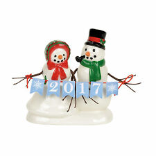 Dept 56 2017 Lucky The Snowman 2017 #4056698 NIB FREE SHIPPING 48 STATES