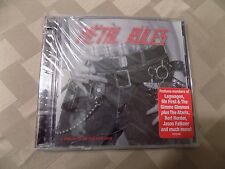 SEALED RARE OOP Metal Rules TRIBUTE CD Ataris Bad Religion POISON MOTLEY CRUE !