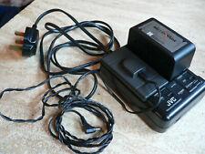 JVC AA-V35EK Double Power Battery Charger + power coupler