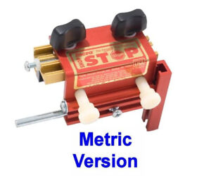 Incra Shop Stop Positioner For Incra Router Fences & Track Systems Only (METRIC)
