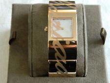 Clogau Rose Acero Inoxidable Cariad reloj de mujer Pulsera Cariad RRP £ 400.00