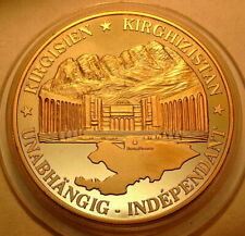 Kirgisien Kirghizistan Tianshan-Gebirge Ende Sowjetunion UDSSR Russland golden