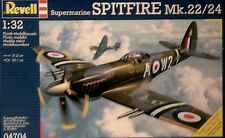 "WW2 R.A.F.""SPITFIRE Mk.22/24""Plane(1)1/32 Revell."