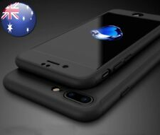 Full Body Protective 360° iPhone Samsung 5 6 7 8 Shockproof Case Hard Slim Cover