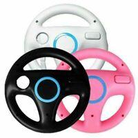 Multi Game Racing Steering Wheel for Nintendo Wii Mario Kart Remote Controller