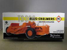 ALLIS-CHALMERS TS-300 MOTOR SCRAPER 2007 TOY TRUCK'N CONSTUCTION SHOW NIB 1/50