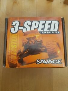 Hpi 87218 3 Speed Transmission GearBox For  Savage
