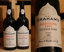 1995er VINTAGE PORT-Graham 's malvedos-TOP ***