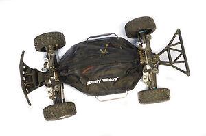 Traxxas Slash 4x4 Dusty Motors Pro Shroud Cover (zipper)