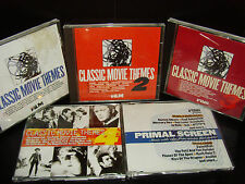 Classic Movie Soundtracks 6 Albums and 1 Other Over 60 Songs