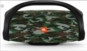 JBL Boombox 2 IPX7 Waterproof Portable Powerful Bass Bluetooth Stereo Speaker