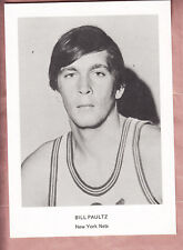 1972  NEW YORK NETS  TEAM ISSUE  5 X 7  SET OF 6