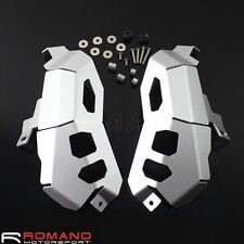 Motorcycle Aluminum Engine Guard Cover Custom For BMW R1200 GS ADV 13-16 Silver