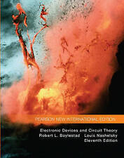 Electronic Devices and Circuit Theory 11E by Boylestad, Nashelsky 11th
