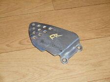 Honda CBR900RR CBR900 RRT/RRV Fireblade bota derecha Protector de Talón Placa de 1996-1997