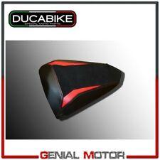 Rivestimento Sella Passeggero Nero-Rosso CSV4P01DA Ducabike Ducati Panigale V4