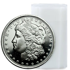 Roll of 20 - Highland Mint Morgan Dollar Design 1/2 oz Silver Round USA SKU47770
