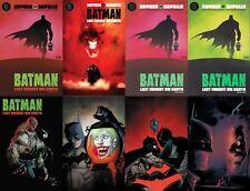 BATMAN Last KNIGHT on Earth 1-2-3 (of 3) Capullo JOCK NM  BLACK LABEL Plus SETS