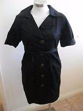 Ladies Black EMERGE Jacket Dress Size 10 - BRAND NEW