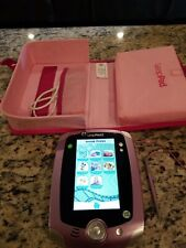 LEAPFROG LEAPPAD 2 #32615 4GB MEMORY. PINK WITH USB CORD, CASE,STYLUS