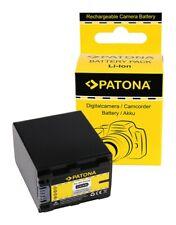 Akku f. Sony NP-FH100 DCR DCRDVD110(E) DCR-DVD110(E) DCRDVD150 von PATONA