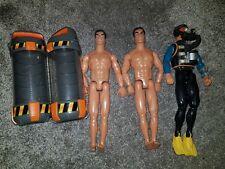 Action Man - Job Lot of Action Figures &  Equipment