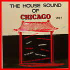 """THE HOUSE SOUND OF CHICAGO VOL. 1 ZYX RECORDS 12"""" LP (B552)"""