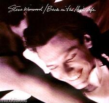 LP - Steve Winwood - Back In The High Life (GLAMROCK) Spanish Edit. 1986 *New