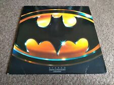 Batman The Movie Laserdisc NTSC