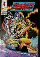 Valiant - Magnus Robot Fighter - #28,29,30,31 VF Lot of (4) comics