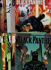 Black Panther 1,2,3,4,5,6,7,8,9-11 (2016 Marvel) ^11 Books^ 55% OFF cover price!